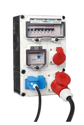 Variabox L von Bals Elektrotechnik- Einfach gut verbunden